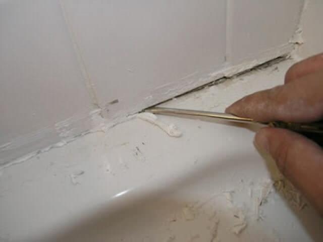 Другие способы удаления плесени в ванной