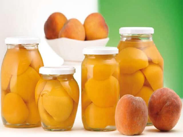 как правильно консервировать фрукты
